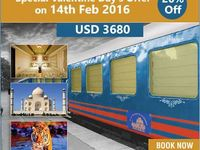 Special Offers / Special offers on luxury trains.