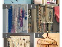 jewels on display&put away