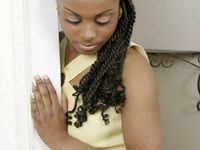 Hairstyles on Pinterest Black Women, Crochet Braids and Cornrow