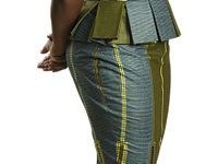 kaba and slit on pinterest ankara africans and african fashion
