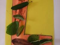 Preschool Fun: Letter Art