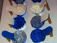 I made the high heel cupcakes with my grandchild - looking forward to trying some others