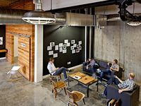 Rustic Workplace