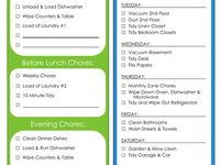 All kinds of free printables for adults. Sheets from freezer inventories, pantry labels, happy birthday interviews, chore charts, family planners, meal planners, camping lists, to do list, recipes cards, garage sales printables, fun printables & many more.