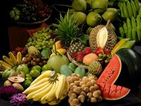 Thailand has a huge variety of sweet, mouthwatering fruits. Here are some of them.