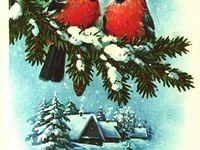 добрые картинки / Новогоднее волшебство, зимняя сказка