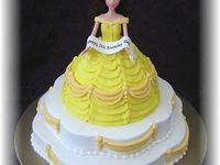 Barbie cake  Board
