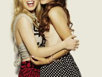 Ariana and jennet
