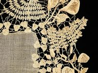 Lace and Handwork I wish I'd been taught