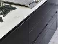 Dekton worktop seen alno