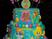 Makenzi's 3rd Birthday