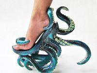 Weird shoe's