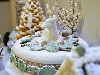 My inspiration for a Winter Woodland themed Christmas 2010