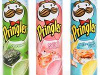 25+ Salt N Vinegar Pringles