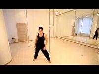 Pole dance fitness videos