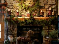 Mantles/Fireplace