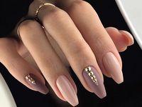 {Nails} / Tu są paznokcie