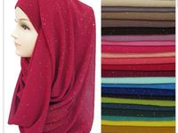 Women Fashion Scarf Hijab Shawl Tudung / Fast delivery+save more