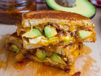 Sandwich ideas from all over the world, including wraps, quesadillas, samosas