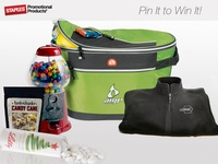 Staples Promotional Products' PIN IT TO WIN IT Contest