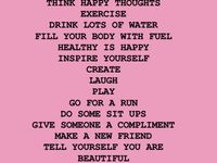 Words to live by!! ♥♥♥