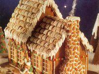gingerbread house ideas!