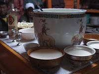 Traditional Mongolian Cuisine on Pinterest | Mongolia, Milk Tea and ...