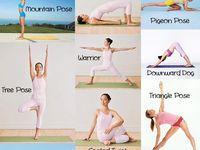 Yoga..Pilates...