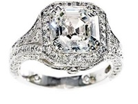 I have a thing for diamond rings...