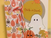 Halloween cards and stuff