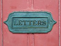 206 Best Attention Postman images | Letter boxes, Old mailbox, Mail boxes