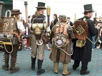 Seriously Steampunk