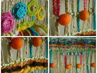telares decorativos / telares decorativos en lanad