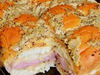 Kings Hawaiian Sandwiches.