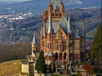 Great places to visit in Germany - beautiful architecture & nature, historic places etc.
