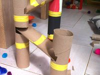 Toilet paper roll kids projects