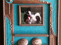 Western Photo frames