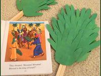 Bible - Palm Sunday