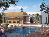 Mejores 42 im genes de casas modulares en pinterest - Casas de madera y mas com ...