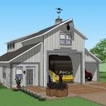 12 best images about rv port homes on pinterest house for Rv port plans