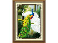 Fashion 5D DIY Diamond Painting Cross Pterosaur Embroidery Decor Art Crafts M328