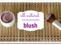 All Natural Homemade Blush