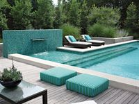 Swimming pools, wonderful places to spend time