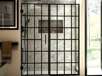 7 Framed Shower Door Ideas In 2020 Bathroom Design Small Bathroom Framed Shower