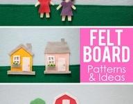 Felt boards