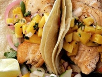 ... on Pinterest | Tequila Lime Shrimp, Hispanic Kitchen and Halibut Tacos