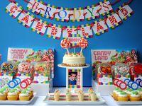 Mia's Birthday Ideas