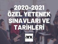 2020 2021 Ozel Yetenek Sinavlari Ve Tarihleri Ankara Resim Kursu 2020 Tarih Okuma Dokuma