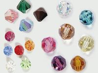 Beads, Beading and DIY Jewelry -  Sparkles and glitter for DIY projects