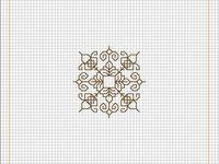 Blackwork sewing inspiration